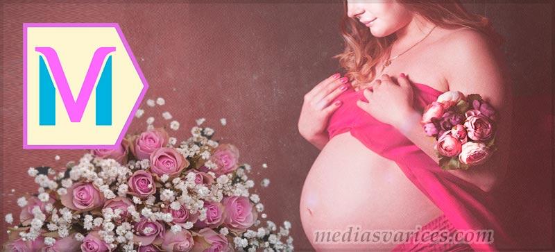 Medias compresivas y embarazo