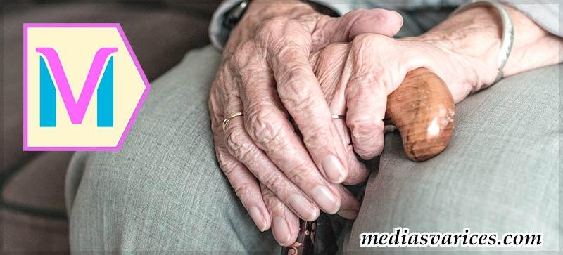 medias para ancianos